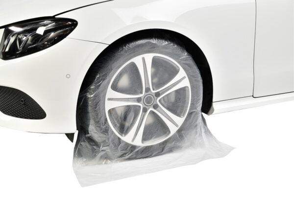 Radabdeckung – Polyethylen