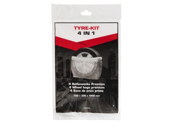Tyre Kit 4 in 1