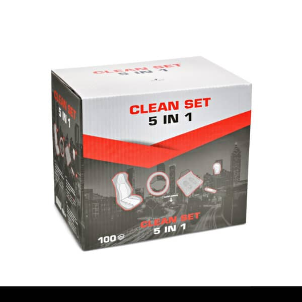Clean Set – Set-Lösungen